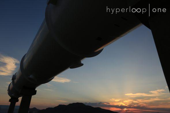 hyperloop-tube