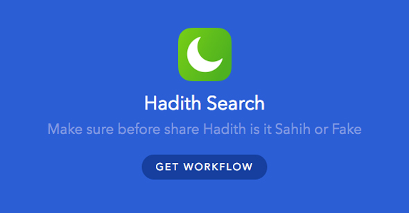 Hadith Search