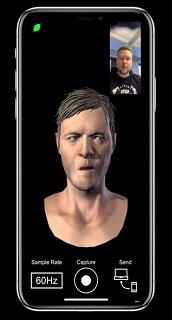 آي-فون X أداة مفيدة جدا لصناعة الألعاب والرسوم المتحركة
