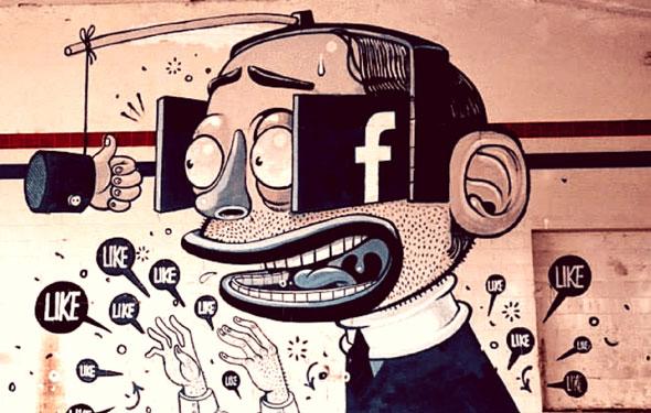 فقاعة فيسبوك