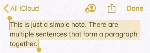 إليك أهم النصائح والحيل الأساسية للوحة مفاتيح الآي-فون والآيباد