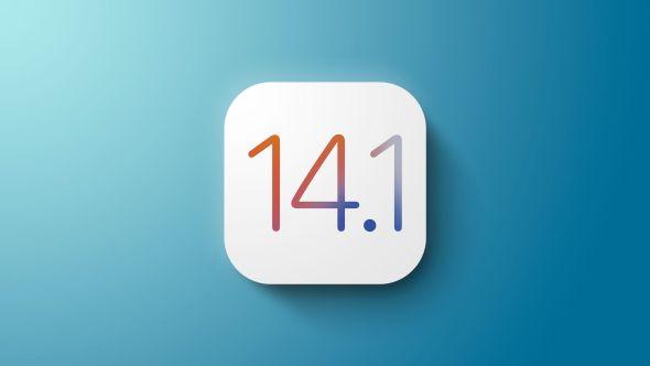 أبل تطلق تحديث iOS 14.1
