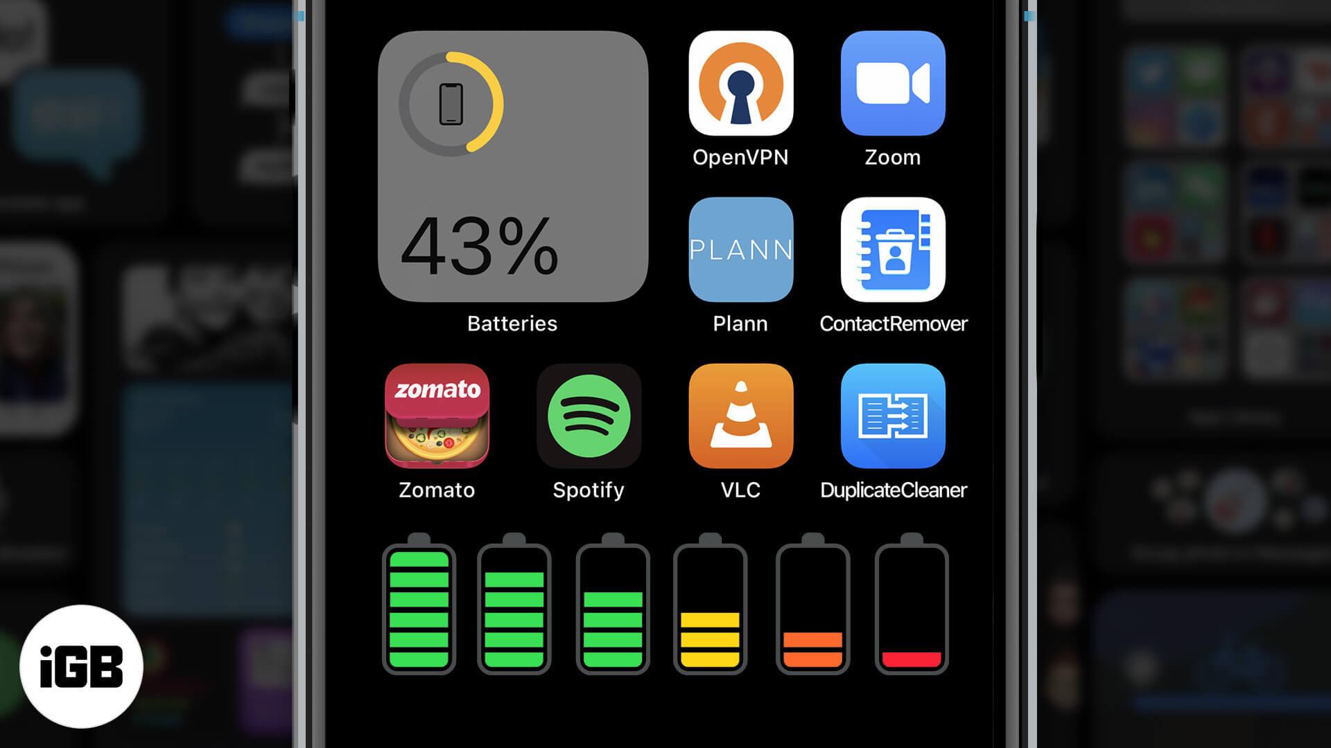 تحديث Ios 14 2 يتسبب في استنزاف سريع للبطارية على كل طرز الآي فون اي فون إسلام