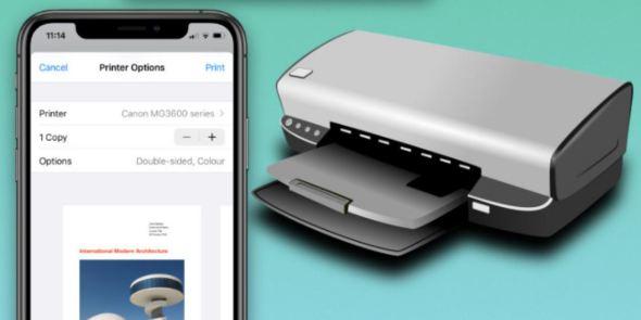 كل ما تحتاج معرفته عن الطباعة من الآي-فون من خلال ميزة AirPrint