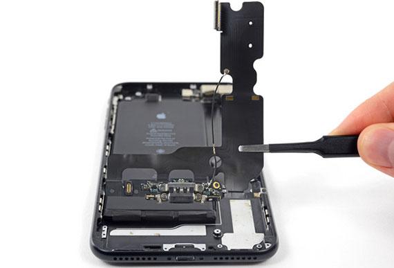 iPhone 7 Plus Şarj Soketi Sorunu