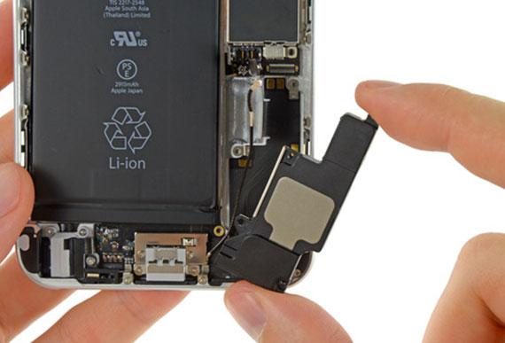 iPhone 6 Plus Hoparlör Değişimi