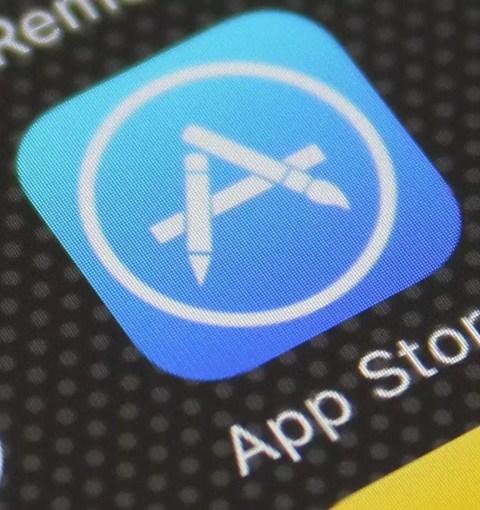 App Store в iOS