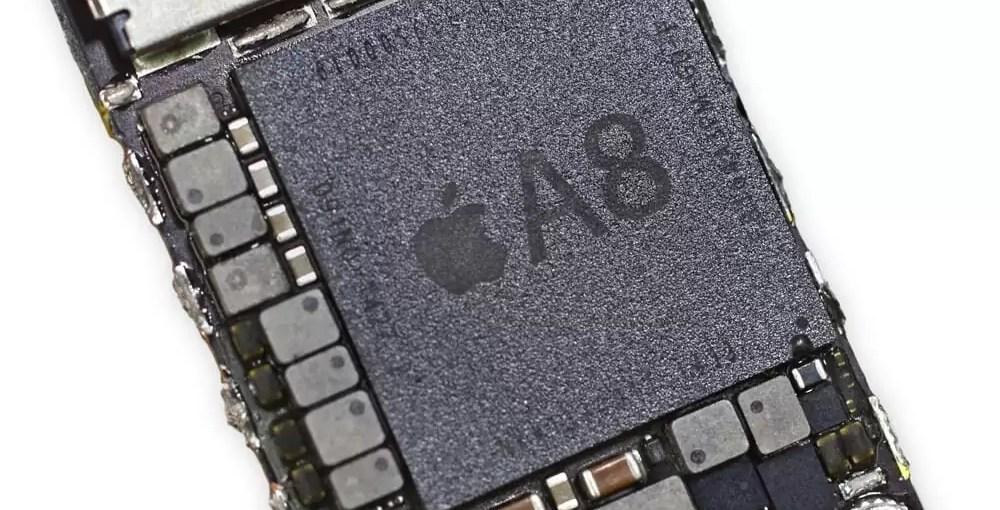 Процессор Apple A8