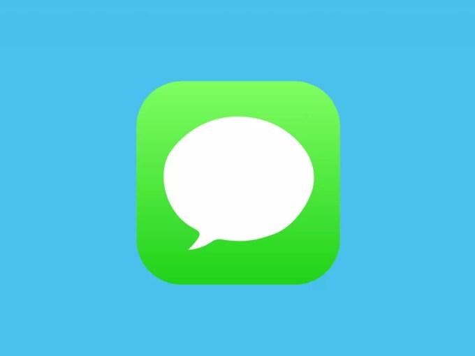 Иконка iMessage