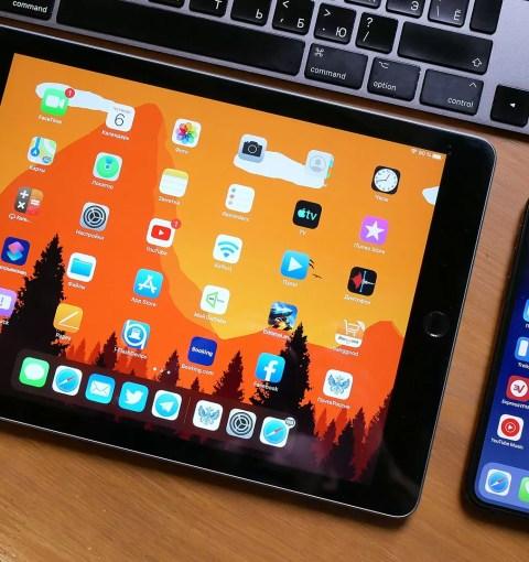 iPhone и iPad на iOS 13 и iPadOS 13