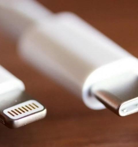Lightning и USB-C