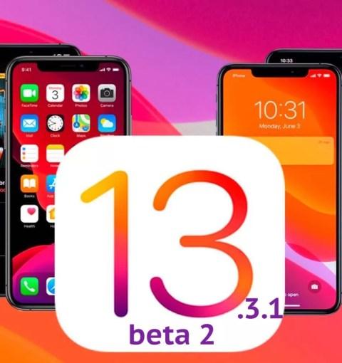 iOS 13.3.1 beta 2