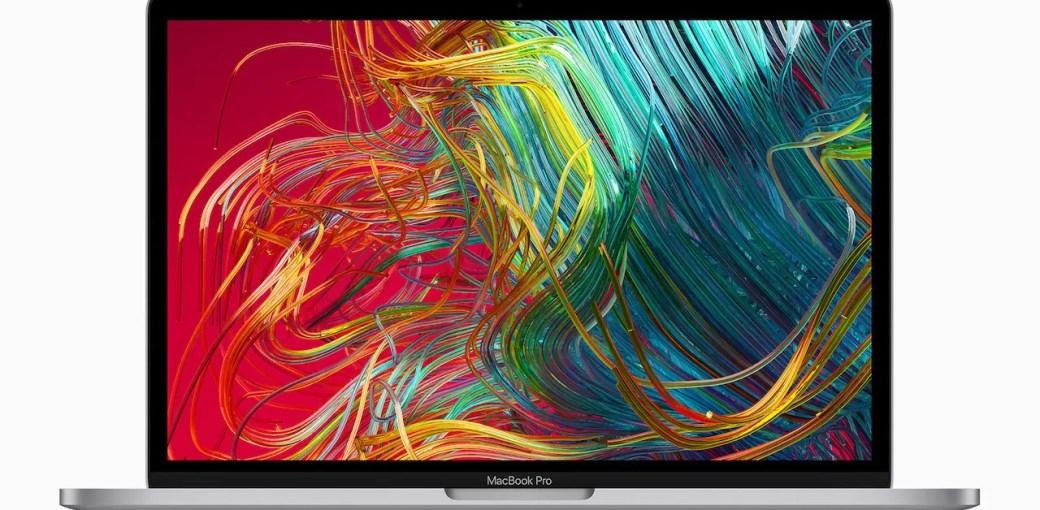 Новый MacBook Pro 13 2020