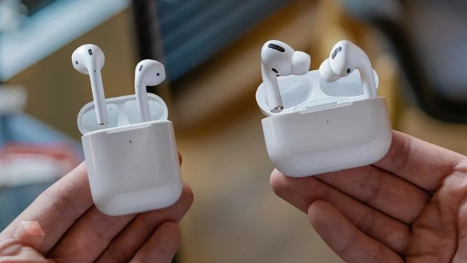 AirPods 2 и AirPods Pro