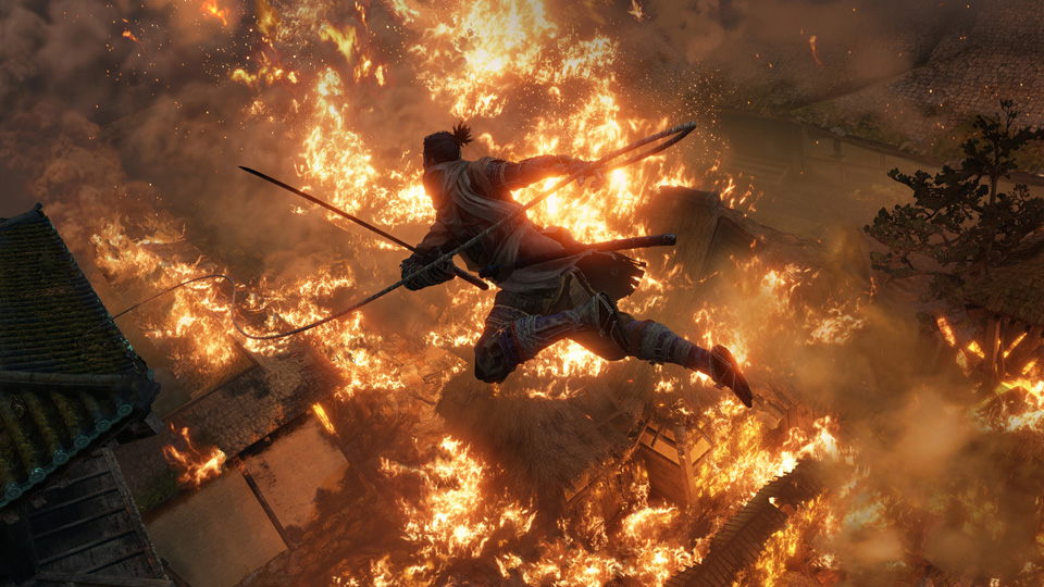 Best single player PC games: Sekiro: Shadows Die Twice