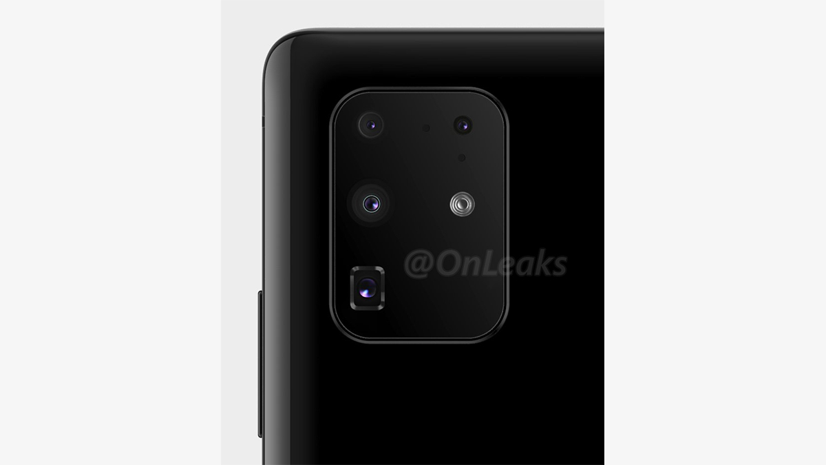 Samsung Galaxy S11 leak