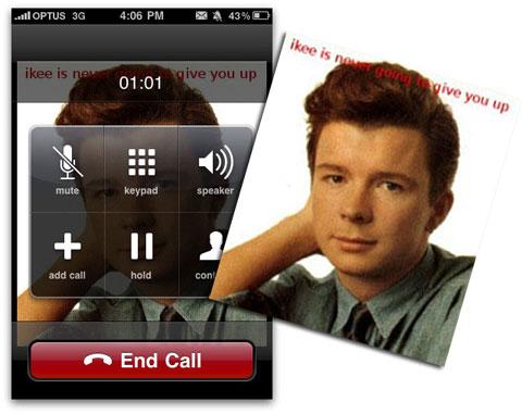 Gusano en el iPhone