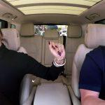 JLo y James Corden en Carpool Karaoke
