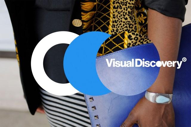 Visual Discovery de Pinterest