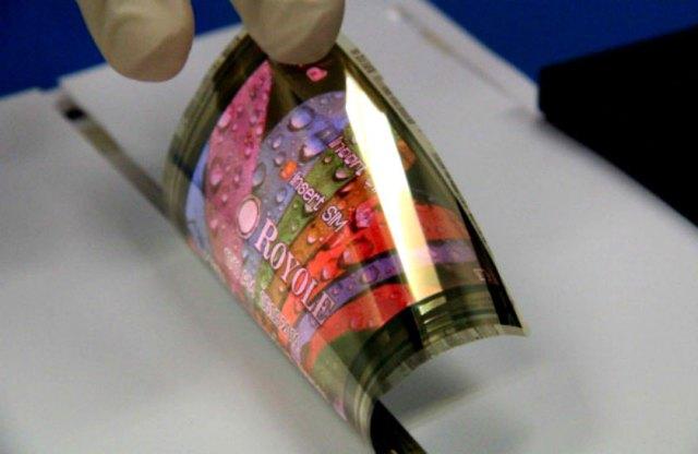 Pantalla OLED de Samsung
