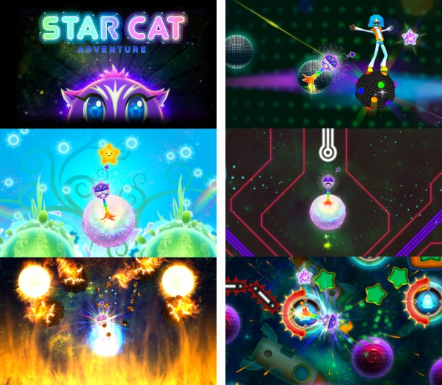 STAR CAT Adventure