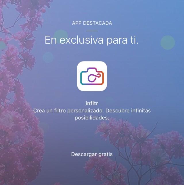 App de obsequio en la App de la <stro data-recalc-dims=