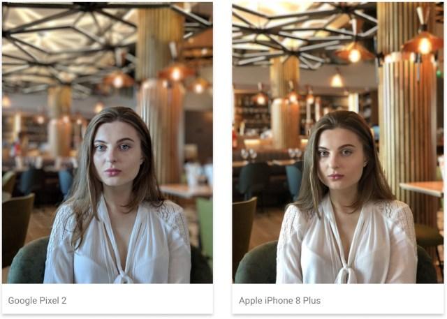 Comparativa de cámaras del Pixel 2 y el <stro data-recalc-dims=