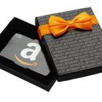 Tarjeta de obsequio de Amazon