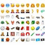 Nuevos emojis de iOS℗ 12.1