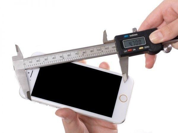 dimensions iphone 6 taille et ecran