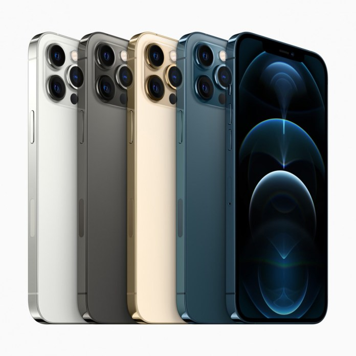 iphone 12 pro max colors apple