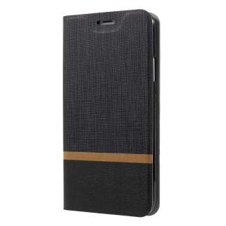 Just in Case iPhone X Wallet Case (Striped Black)