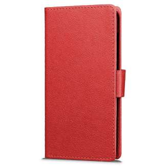 Just in Case iPhone 8/7 Wallet Case (Rood)
