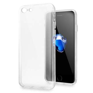 Just in Case iPhone 8/7 Slimline TPU case (Clear)