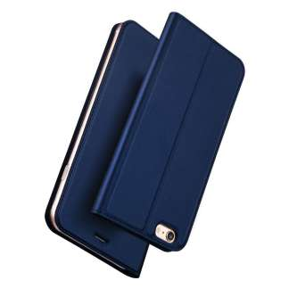 Dux Ducis iPhone 6(S) Plus Wallet Case Slimline - Blauw