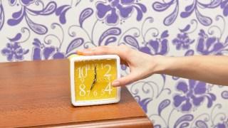 iPhoneのアラームでスヌーズ時間の間隔を設定する方法!!