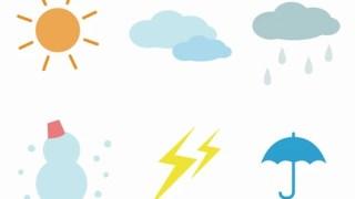 iPhoneの天気予報が当たらない!!当たるアプリはあるの?