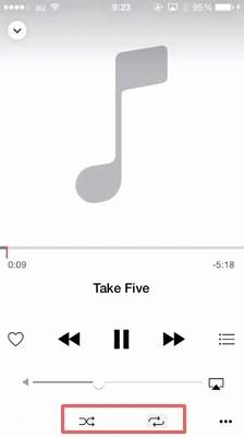iPhoneのMusicが使いにくい…アルバムやリピート再生は?06