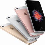 iPhoneSEはサイズが4インチ!!性能を6SやPlusと比較してみた