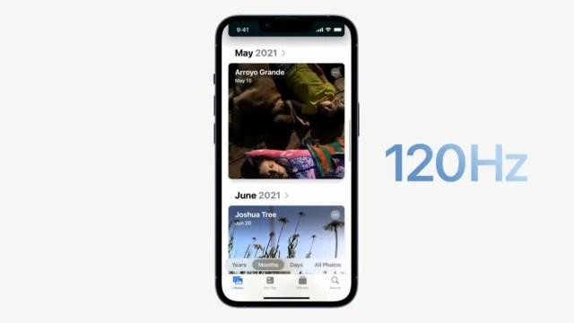 iPhone13pro・promax promotion