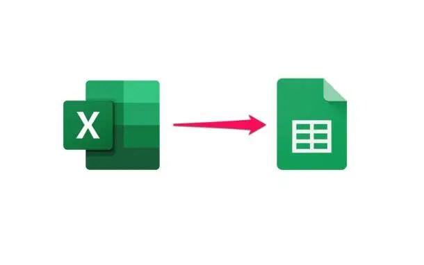 Как конвертировать Excel в Google Таблицы