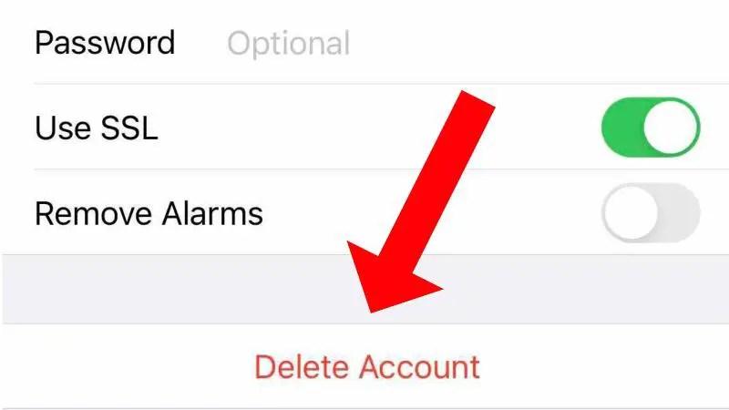 Как удалить календарный спам на iPhone: удалить подписку