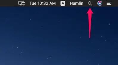 Как изменить брелок по умолчанию на Mac