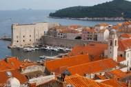 Dubrovnik lagoon view