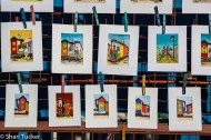 Artists of La Boca, Buenos Aires