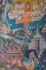 Murals at Wat Po