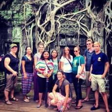 Cambodia - G Adventures 2012