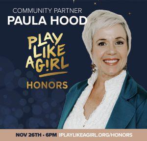 play like a girl honorees