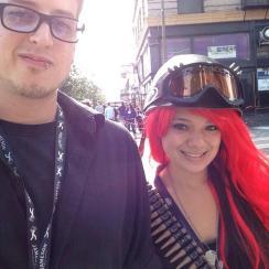 Matt Matte and Melanie Meyer, FMJ Games