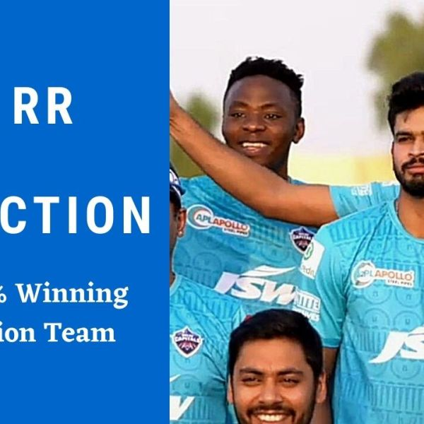 DC Vs RR Today Dream 11 Team Grand league prediction